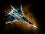 Newest fighter MiG-35
