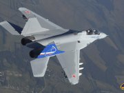 MiG-35 multirole front-line fighter