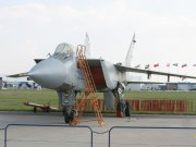 MiG-31 supersonic fighter-interceptor
