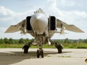 MiG-23 front-line figther